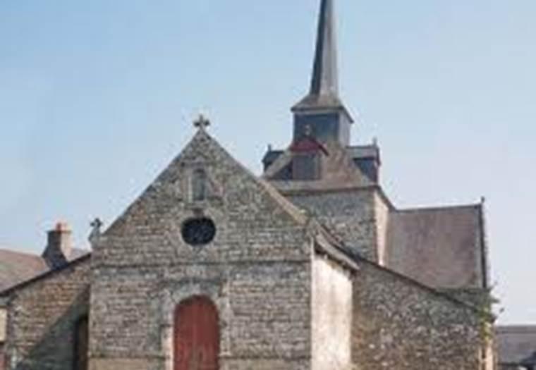 église notre-dame du lys lizio ©