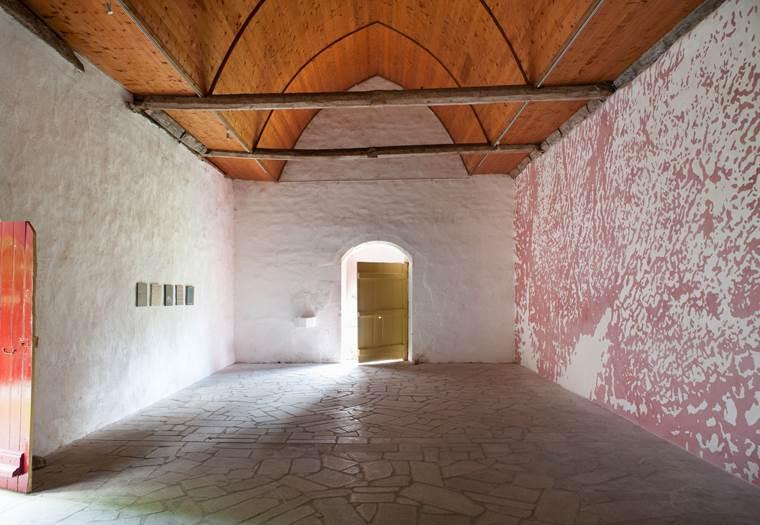L'Art dans les Chapelles 2019 - Claire Collin © Laurent Grivet