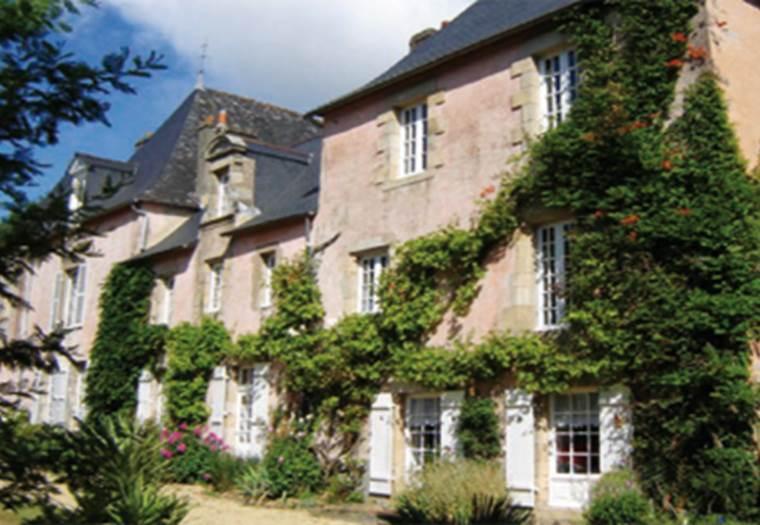 Manoir de Moncan-Auray-Morbihan-Bretagne-Sud © Manoir de Moncan Auray