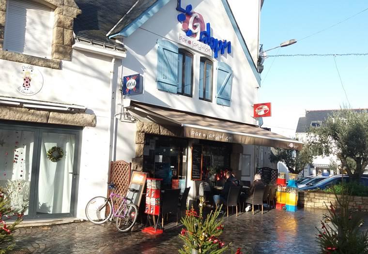 Bar La Galopin-Quiberon-Morbihan-Bretagne Sud © Bar La Galopin