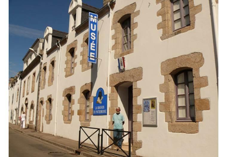 Maison du Patrimoine-Quiberon-Morbihan-Bretagne Sud © Maison du Patrimoine