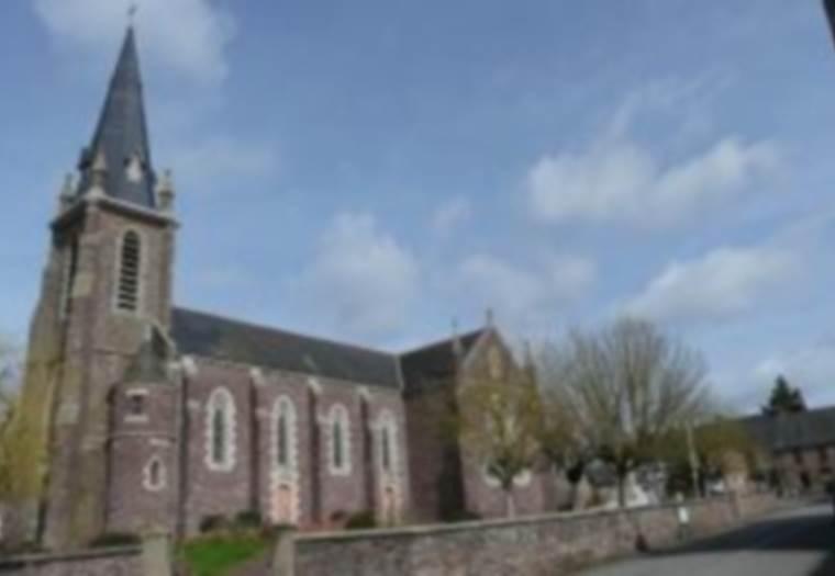 L'église Saint-Laurent ©
