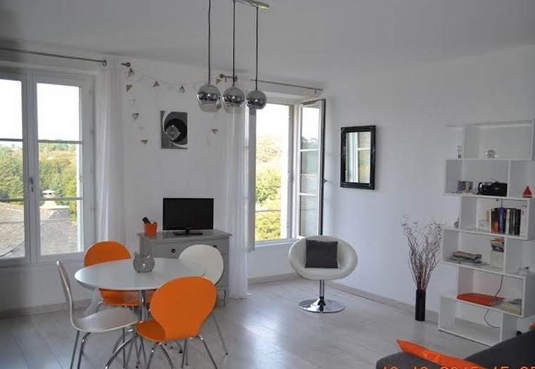 LE NID DES TOURTERELLES - Studio à Rochefort-en-Terre - Morbihan - Bretagne Sud © REBICHON