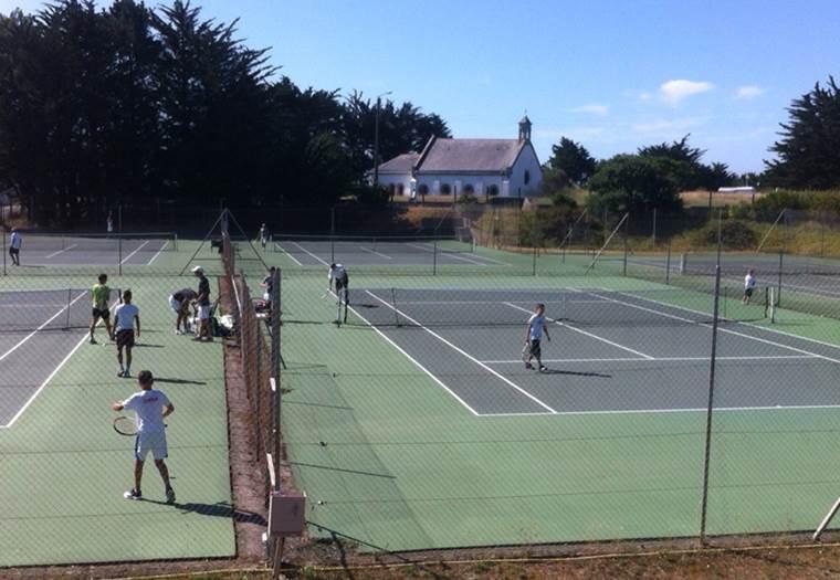 Tennis Club du Bois d'Amour et Mini Golf - Quiberon © Tennis Club du Bois d'Amour