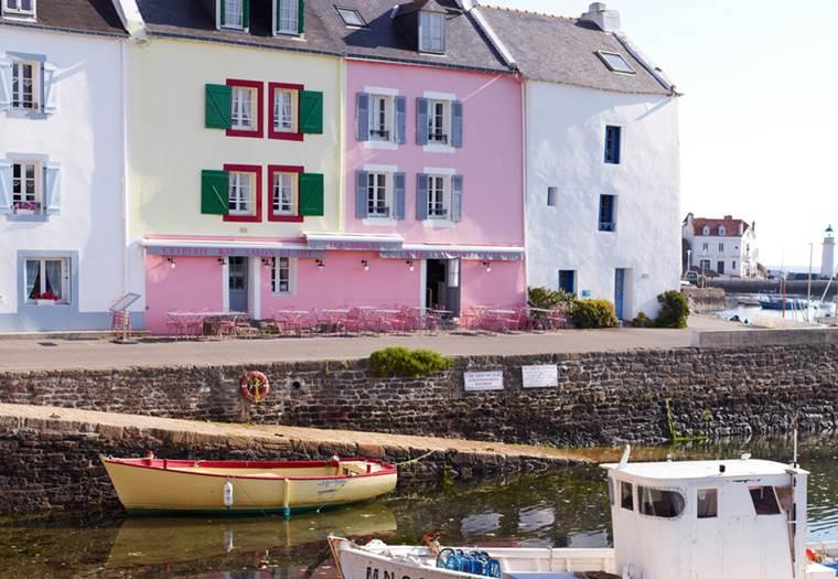 Sauzon-Belle-Ile-en-Mer-Morbihan-Bretagne-Sud © Philippe Ulliac