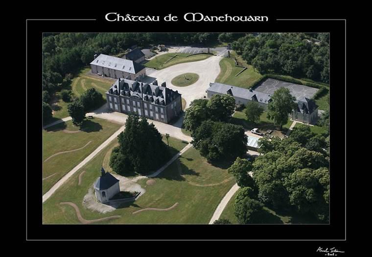 Chateau de Manehouarn Plouay © Armel Istin