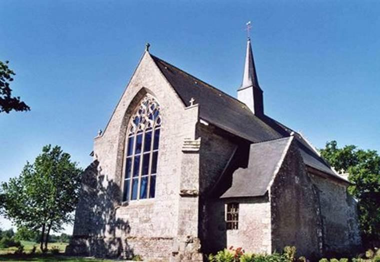 Chapelle Saint-Maudé © ot CCPJ