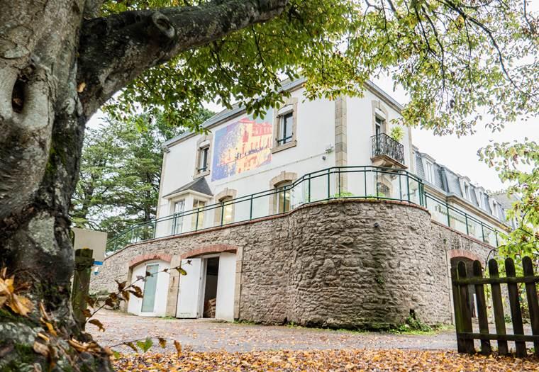 Le-Moulin-Vert-Gîte-d'Etape-Groupes-et-Individuels-Arzon-Presqu'île-de-Rhuys-Golfe-du-Morihan-Bretagne sud © OT Golfe du Morbihan Vannes Tourisme