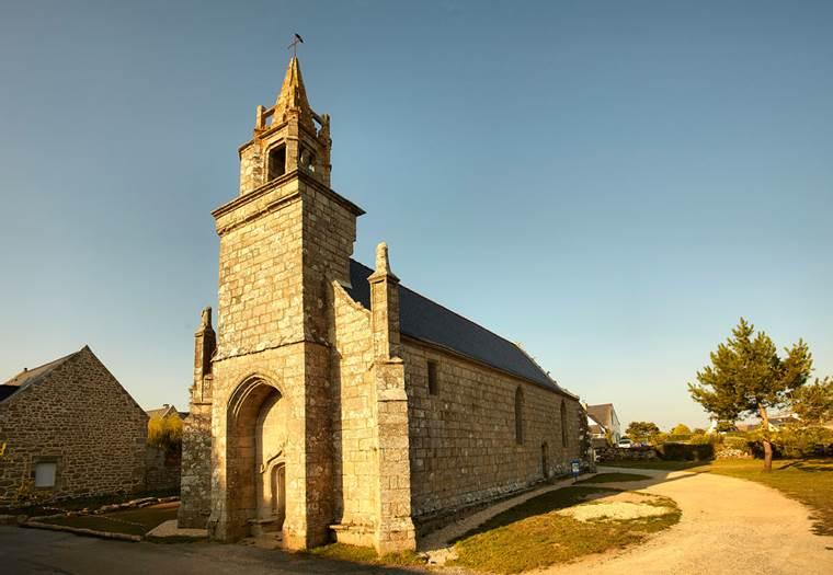 Chapelle Sainte Barbe-Plouharnel-Morbihan-Bretagne-Sud © Alexandre Lamoureux