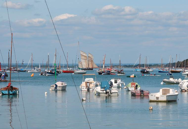 Port de plaisance du Logeo © Marc Schaffner