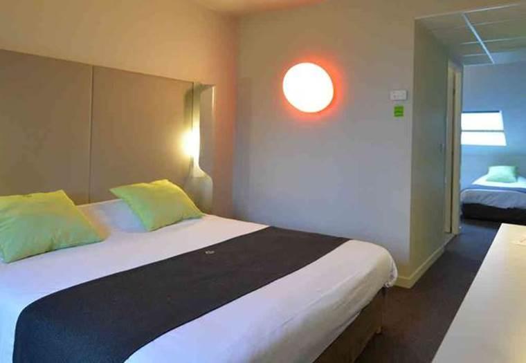 -hotel-campanile-vannes-Morbihan Bretagne Sud-chambre © -hotel-campanile-vannes