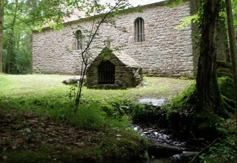chapelle saint maurice ©