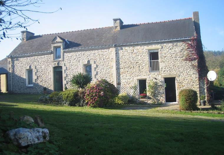 Chambre d'hôte-Les hauts de Kernestic-Plumelin-Locminé-Morbihan-Bretagne-Sud © Fabienne Baslé