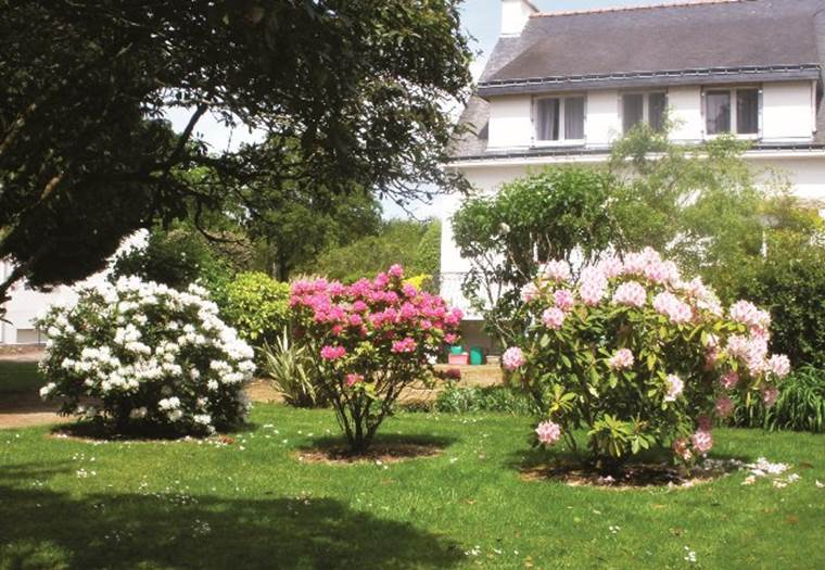 LE MESTRE Chambres d'hôtes Landaul Morbihan sud © otac