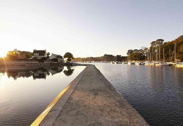 Bassin Conleau © Alexandre LAMOUREUX