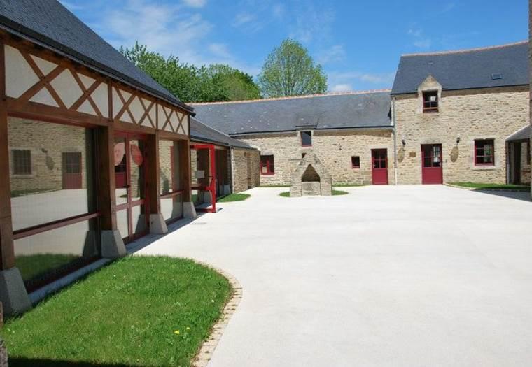 Les Digitales - Morbihan - Bretagne Sud © Office de Tourisme
