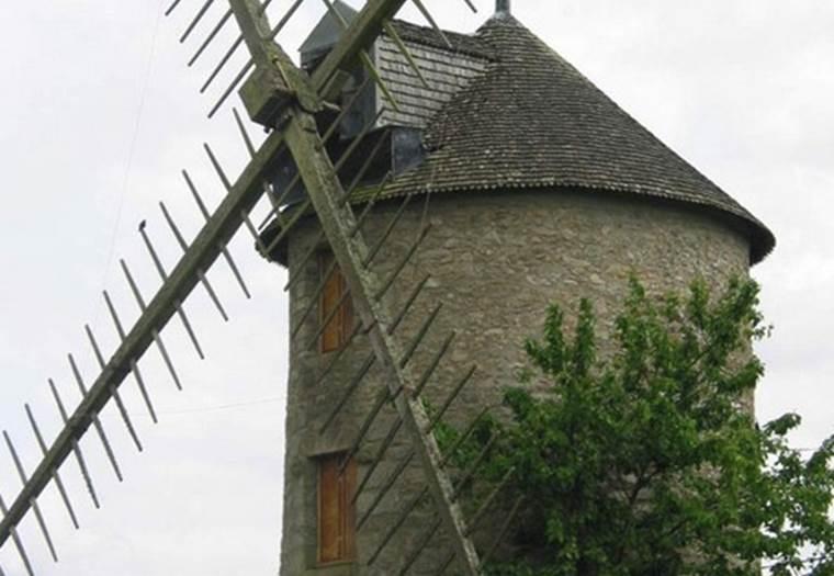 Moulin de Séréac à Arzal © Mairie d'Arzal