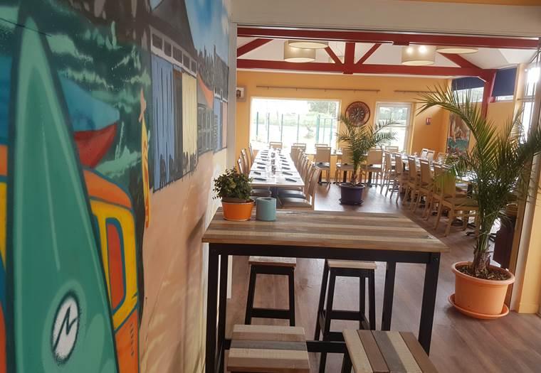 Restaurant-Le-Pas-Sage-Le-Hézo-Presqu'île-de-Rhuys-Golfe-du-Morbihan-Bretagne sud © Restaurant Le Pas Sage