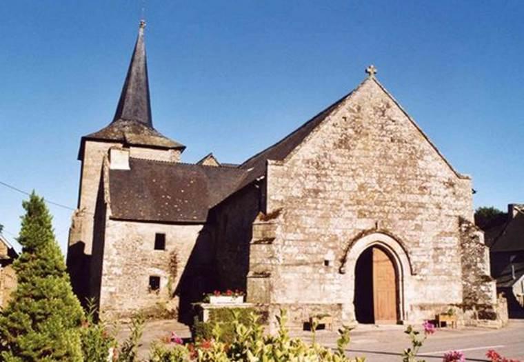 Chapelle Saint-Gobrien © ot CCPJ
