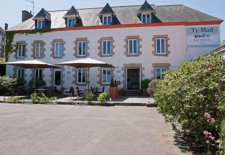 Hotel Ty Mad-Groix-Lorient-Morbihan-Bretagne Sud © Ty Mad