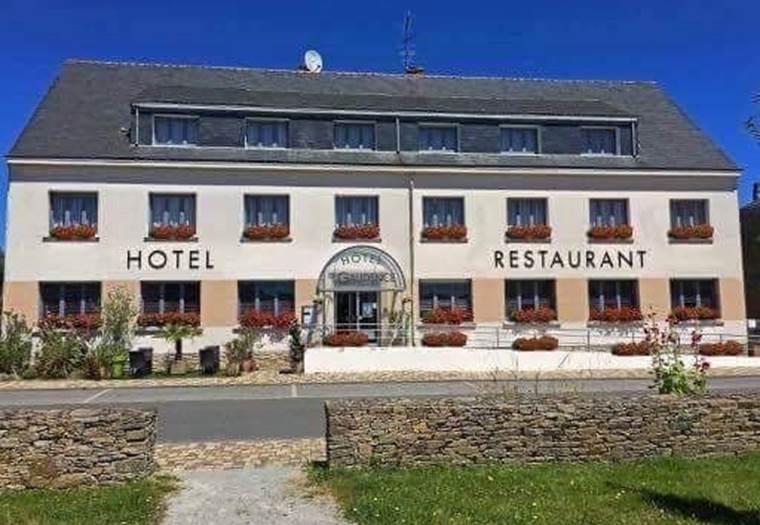 Hotel-Restaurant-Le-Gaudence-Allaire-Morbihan-Bretagne-Sud ©