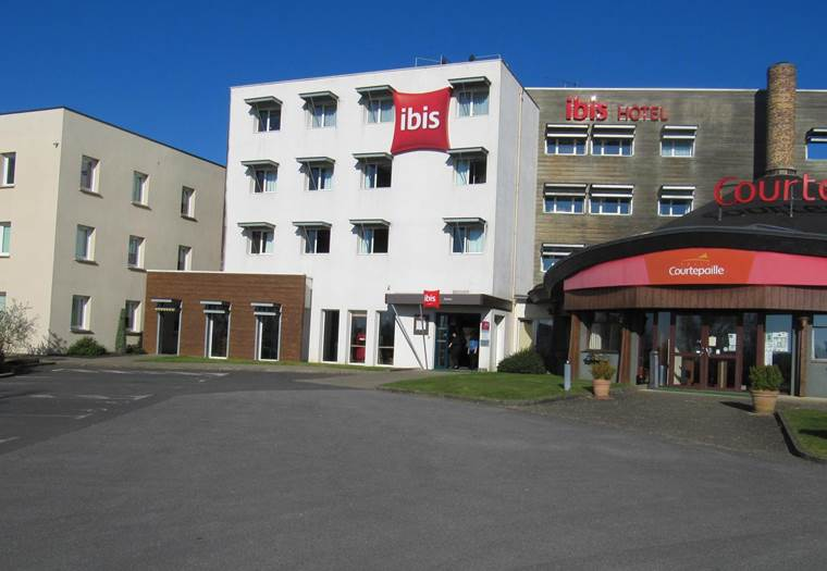 Hôtel-Restaurant Ibis-Pontivy-Morbihan Bretagne Sud ©