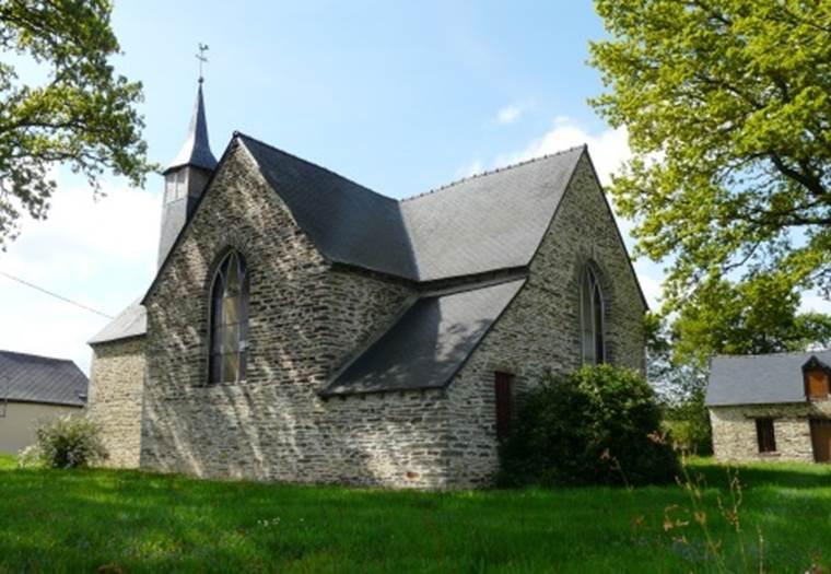 La chapelle Sainte-Suzanne ©