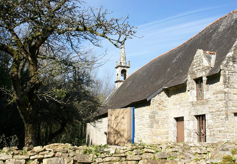 Chapelle-Pluvigner-Morbihan-Bretagne-Sud © OTIPA