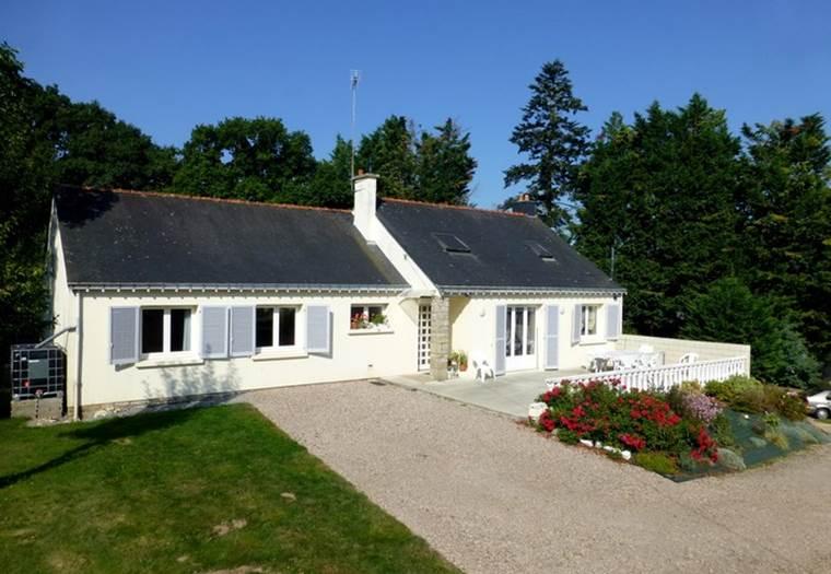 LA FERME DES GREES - Chambres d'hôtes à Malansac - Morbihan - Bretagne Sud © ECHELARD