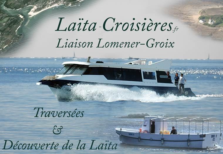 Laita-Croisieres-Guidel-Morbihan-Bretagne-sud © Laita-Croisieres-Guidel