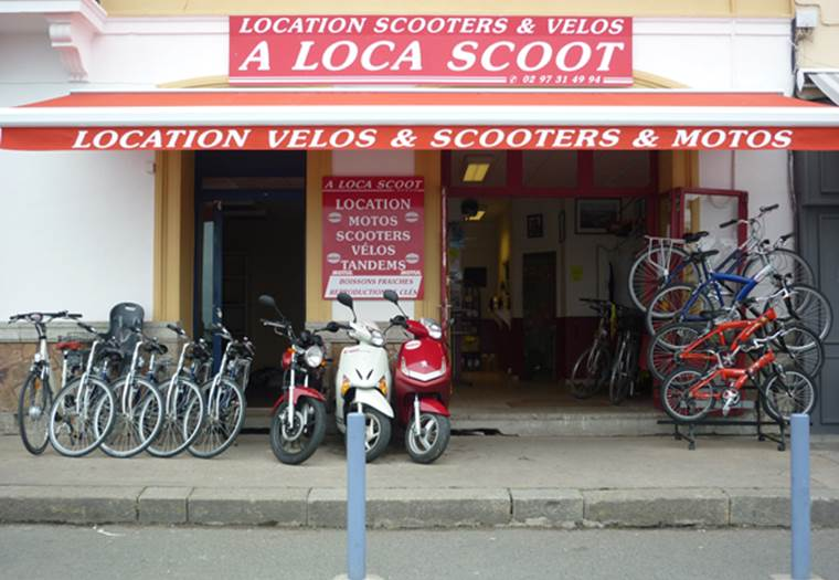 A Loca Scoot ©