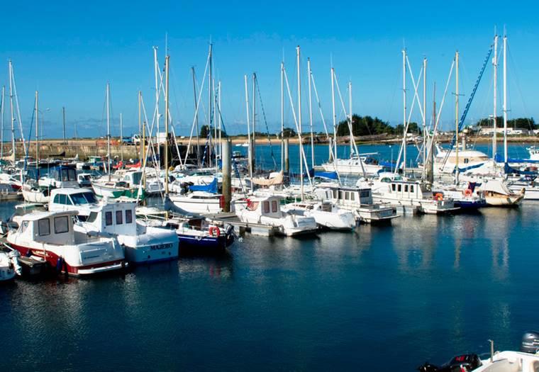 Port d'Etel © Michel Jamoneau