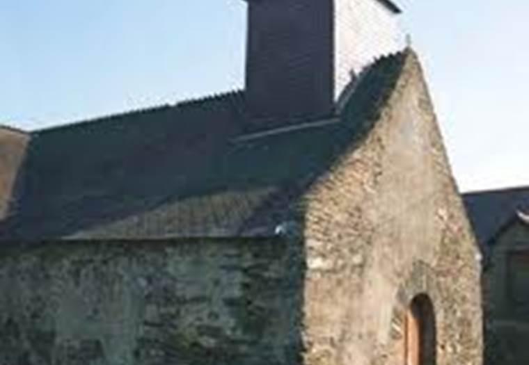chapelle saint méen la chapelle-caro ©