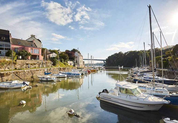 Port-Bono-Golfe-du-Morbihan-Bretagne sud © Alexandre Lamoureux-GMVT
