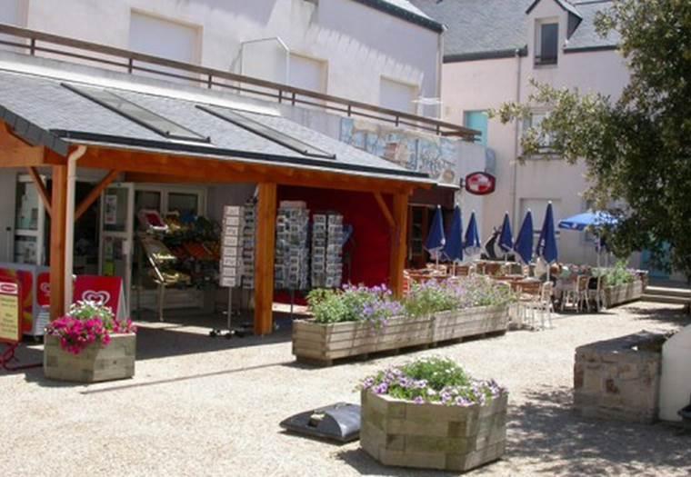 Bar Le Cabestan - Bretagne Sud - Morbihan - Belle Ile - Bangor ©