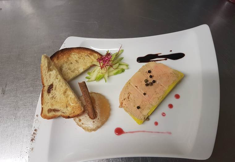 Restaurant-Makaira-Grand-Champ-Golfe-du-Morbihan-Bretagne sud © Restaurant Makaira