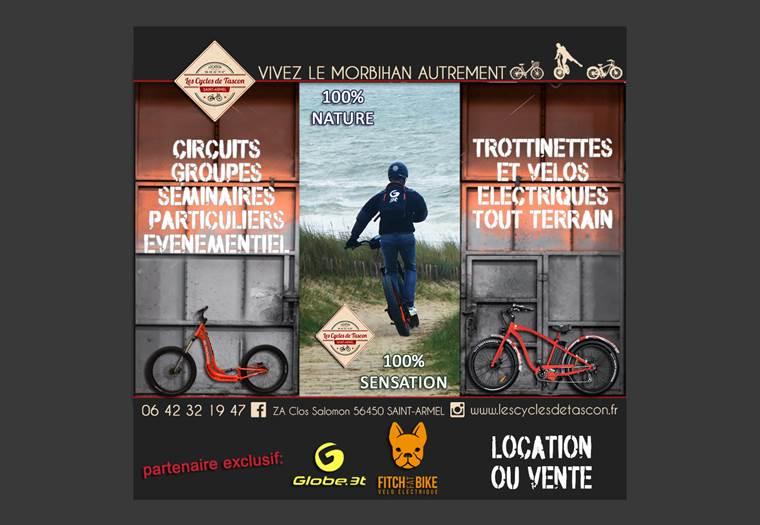 Les-Cycles-de-Tascon-Saint-Armel-Presqu'île-de-Rhuys-Golfe-du-Morbihan-Bretagne sud ©