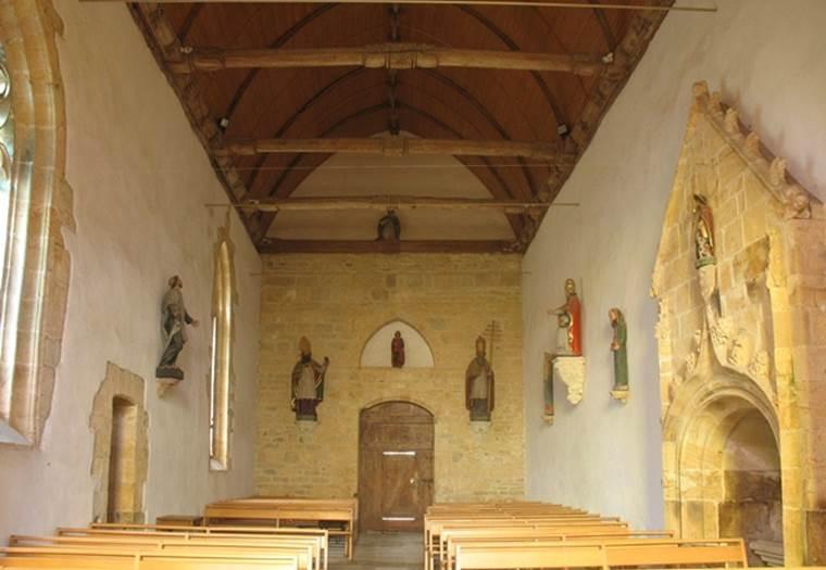Chapelle-Plumergat-Morbihan-Bretagne-Sud © OTIPA