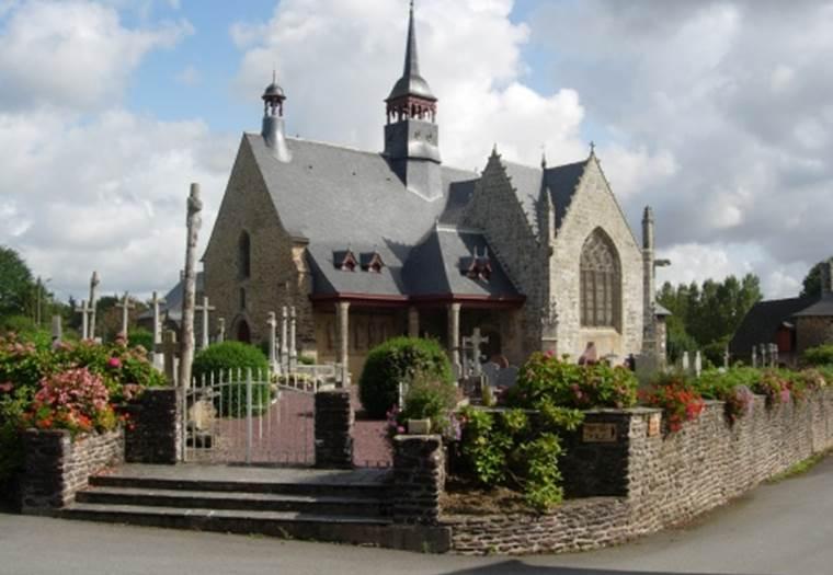 L'église de Saint-Léry ©