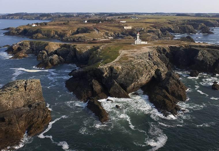 Pointe des poulains - Sauzon - Belle-Ile - Morbihan Bretagne Sud © ysedda