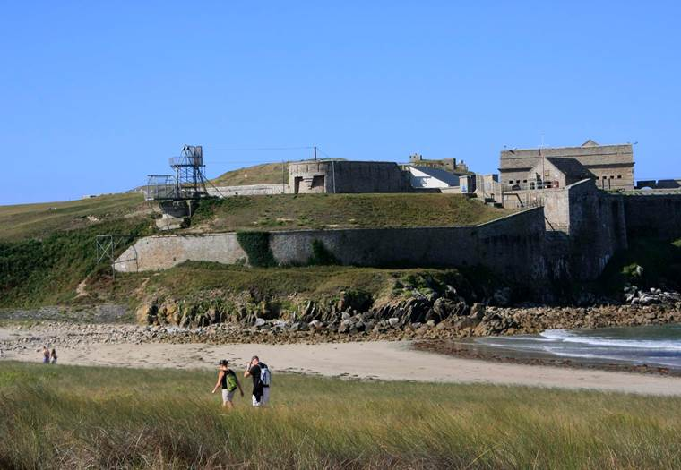 Fort-Penthièvre-Quiberon-Morbihan-Bretagne-Sud-01 © Loïc KERSUZAN