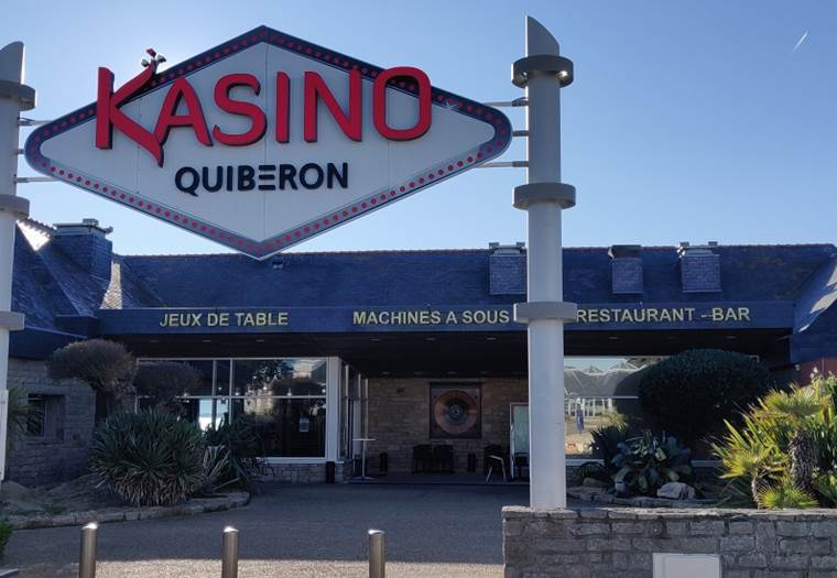 casino-quiberon-morbihan-bretagne-sud © Casino Quiberon