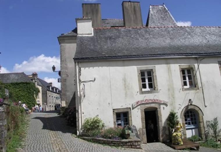 LA BERGERIE - Exterieur - Morbihan - Bretagne Sud © ROCHEFORT EN TERRE TOURISME