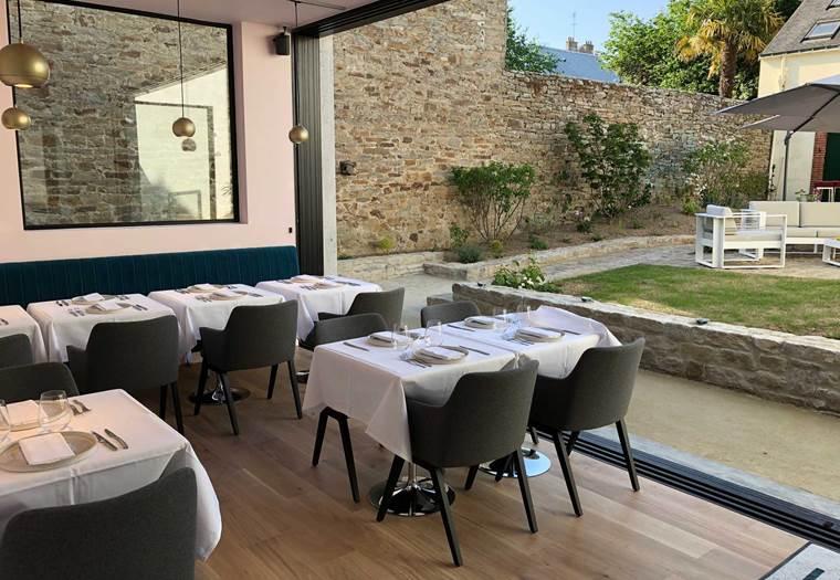 Restaurant-L'Amarré-Vannes-Morbihan-Bretagne-Sud © L'Amarré
