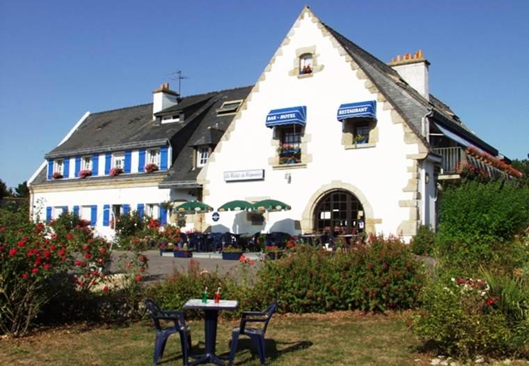 Hotel-Locmariaquer-Morbihan-Bretagne-Sud © Hotel-Locmariaque