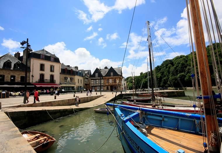 Port de Saint Goustan © Lois Kersuzan CDT 56