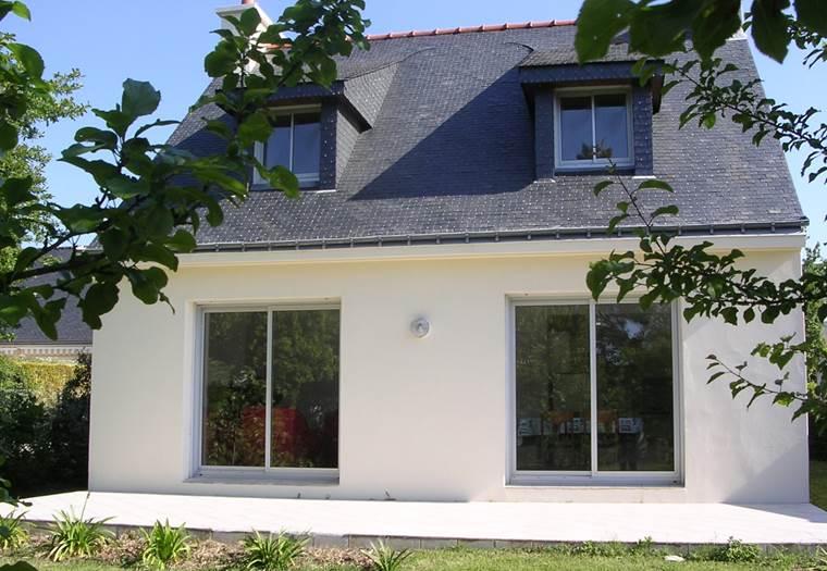 cointo - maison - sarzeau - morbihan - bretagne sud ©