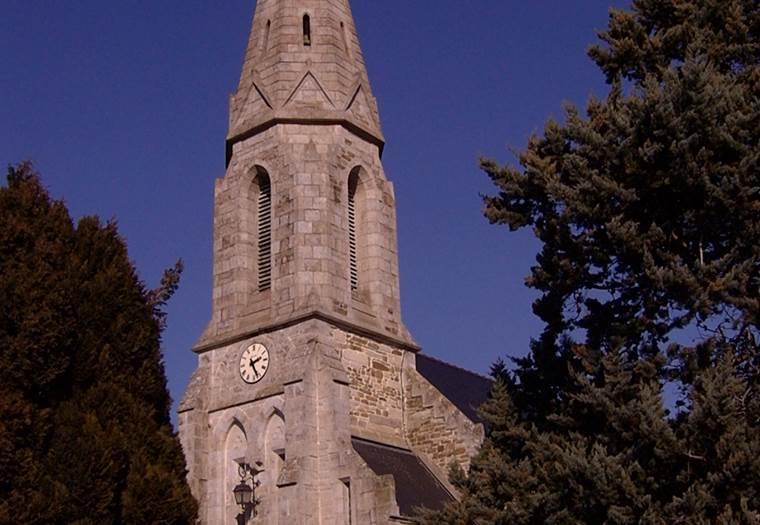 Eglise Saint Malo © SI Porhoët