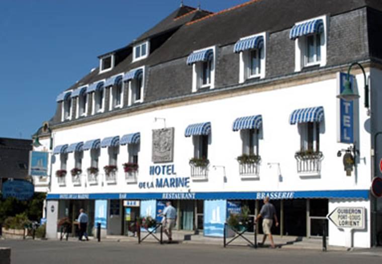 Hôtel La Marine-Carnac-Morbihan-Bretagne-Sud © Hôtel La Marine