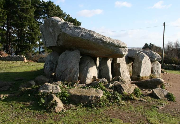Dolmen de Penhap-Morbihan-Bretagne-sud © CDT56